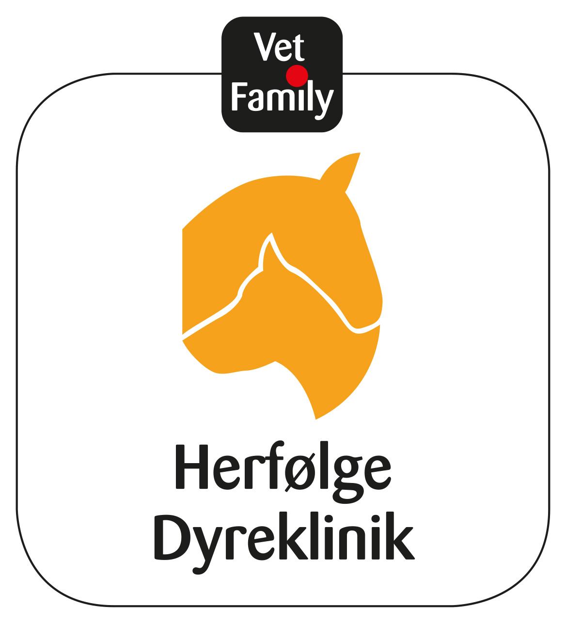 Herfølge Dyreklinik logo