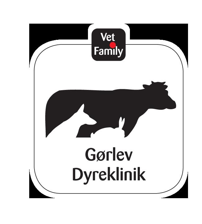 Logo Gørlev Dyreklinik