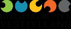 Dyrlægegruppen Vestjyllands logo