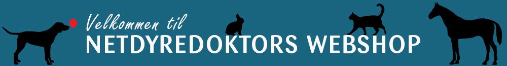 Velkommen til Netdyredoktors webshop